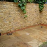New Boundary Wall Fulham