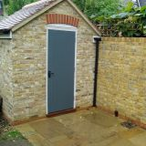 New Shed in Fulham