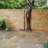 Replacement Boundary wall Fulham