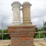 Replacement chimney Brookwood