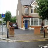 Front Drive in Southfields 2