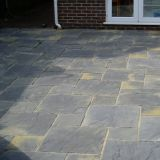 Heritage Old yourkstone Patio in Cranleigh