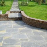 P10 Heritage Old yourkstone Patio in Cranleigh
