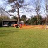 Esher before pavilion 1