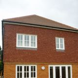 New Build Gomshall Rear Elevation