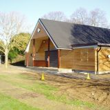 New Cricket Pavilion in Claygate 2
