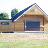 New Cricket pavilion in Claygate