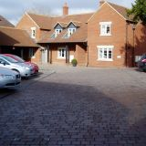 New permable Driveway Cranleigh